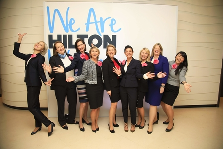 Hilton ranks #1 on the Best Workplaces for Women in the US