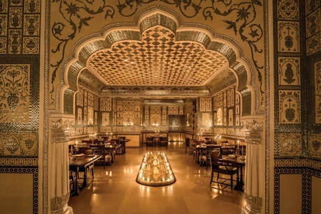 JW Marriott Jaipur Resort & Spa  pays ode to Pink City's royal legacy and rich craftsmanship