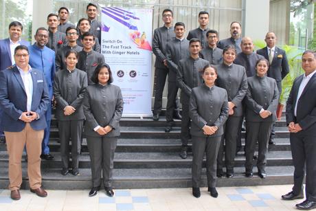 Ginger partners with IHM- Aurangabad to launch 'Ginger Leadership Program'