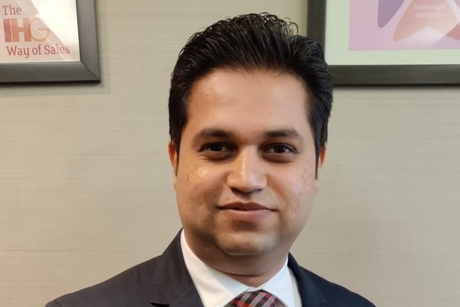 Crowne Plaza New Delhi Rohini appoints Siddharth Mann as director of sales