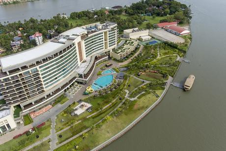Grand Hyatt Kochi Bolgatty launches luxury houseboat 'Nattika'