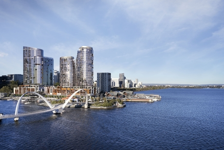 The Ritz-Carlton opens its 100th property at Perth