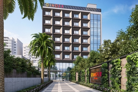 Ginger signs a new hotel in Varanasi