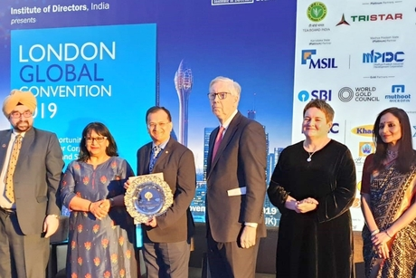IHCL wins the Golden Peacock Award for Excellence in Corporate Governance