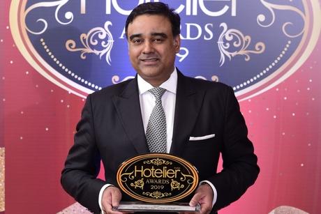 Vikram Aditya Singh of The Lodhi, New Delhi wins the GM of the Year 2019
