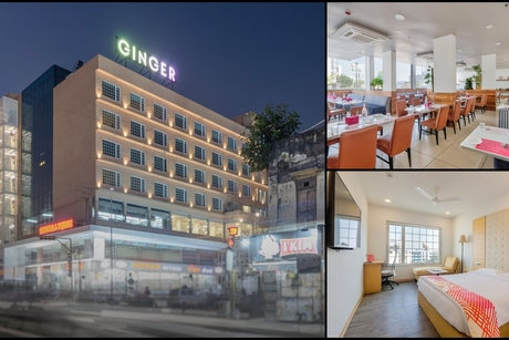 Ginger reaches a milestone of 50 hotels with launch of Ginger Surat City Centre