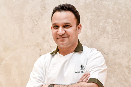Four Seasons Hotel Bengaluru appoints Anurag Barthwal as executive pastry chef