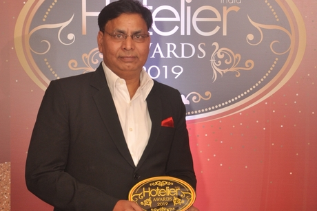 ibis Jaipur Civil Lines' Devendra Sharma is hotelier India's Procurement Person of the Year
