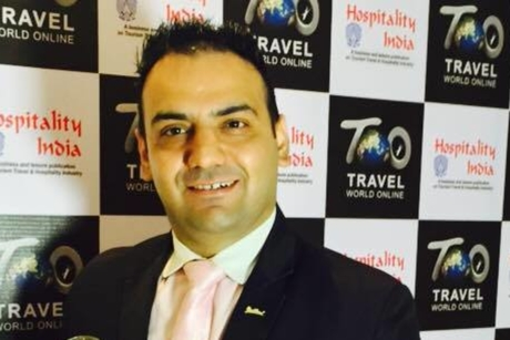 Crowne Plaza Jaipur appoints Ankur Mehrotra as director of sales & marketing