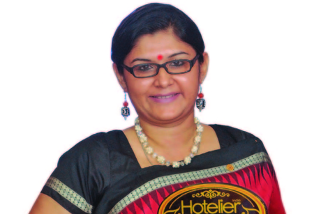Swatee Chaturvedi is the 'HR Person of the Year'