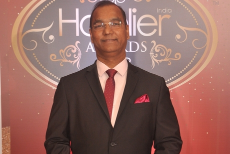 Prasad Naik's expertise in laundry management won him Hotelier India's  Laundry Person of the Year for ITC Maratha Mumbai