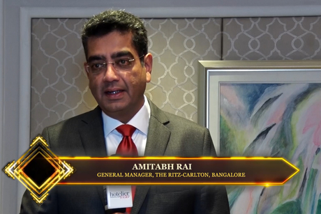 Hotelier India Awards 2019 Behind the Scenes with GM Amitabh Rai