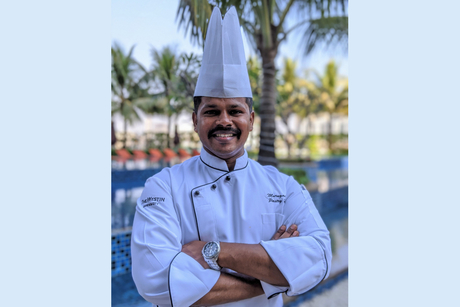 The Westin Mumbai Garden City appoints Murugan Sailappan as pastry chef