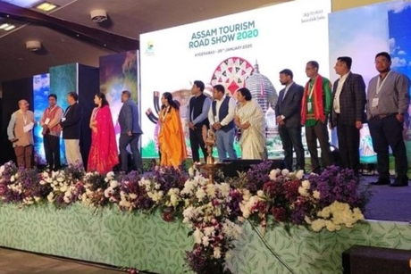 Assam Tourism Road Show 2020 positions Assam as a complete tourism package