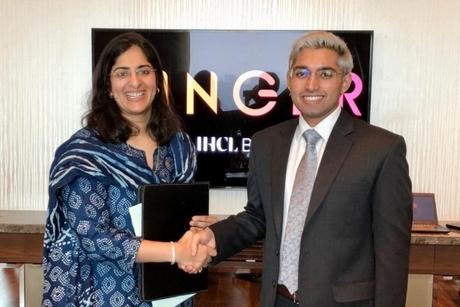 Ginger, in partnership with Last Peak Data Pvt. Ltd., debuts in Kolkata