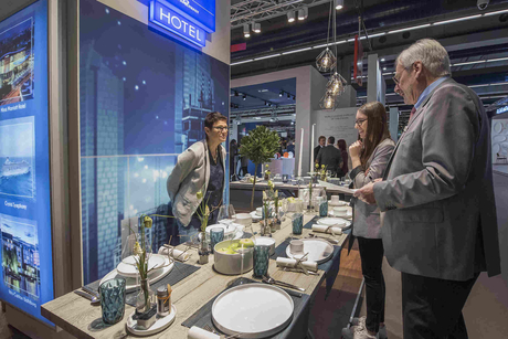 Ambiente 2020: Clear creates USP for itself in the HoReCa segment and lifestyle collections
