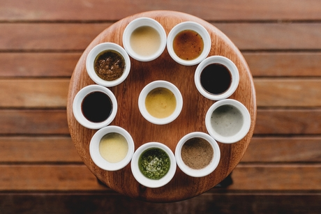 What the chefs' prefer - in-house made sauces or ready mixes?