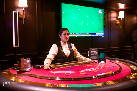 Deltin Group brings a world-class casino experience at the Kathmandu Marriott Hotel