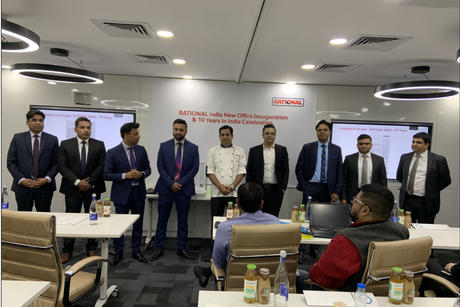 RATIONAL to strengthen and expand its Indian operations, announces new office in Gurgaon