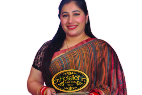 Rupinder Kaur wins 'Marketing Person of the Year'