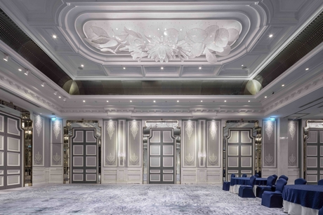Sans Souci's bespoke lighting dazzles at The Ritz-Carlton, Pune