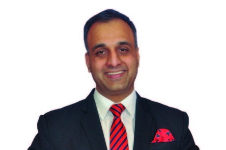 Asad Gauhar bags 'F&B Person of the Year' award