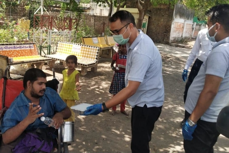Sarovar Hotels and Resorts extends support to needy and frontline workers amid coronavirus crisis