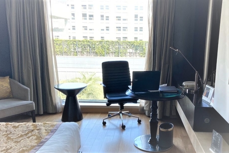 The new normal: Pride Hotels now offers customised workspace