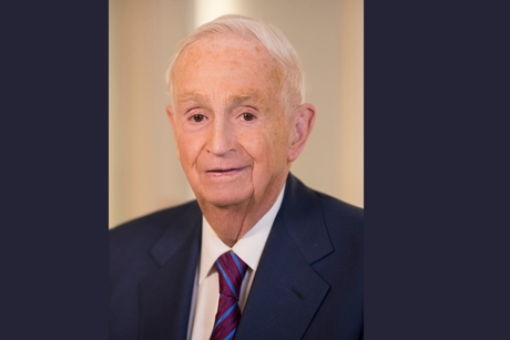 Bill Marriott to step down as chairman of global hotel giant
