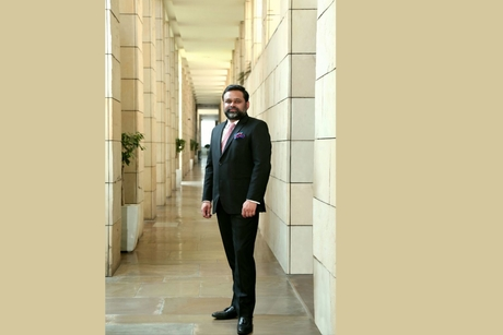 Rajesh Namby appointed as general manager of The Lodhi, New Delhi