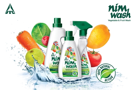 ITC introduces NimWash - a new sanitisation solution to clean fruits and vegetable