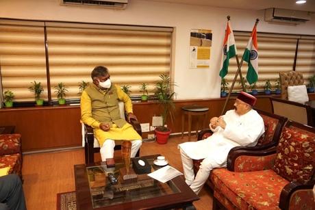 Tourism Minister Satpal Maharaj seeks Centre's permission for Tibersen Mahadev Yatra