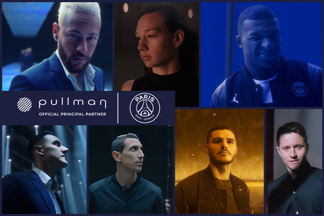 Pullman Hotels & Resorts launches global brand campaign in partnership with Paris Saint-Germain