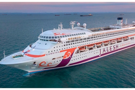 Jalesh Cruises announces the commencement of its cruise from 6th November