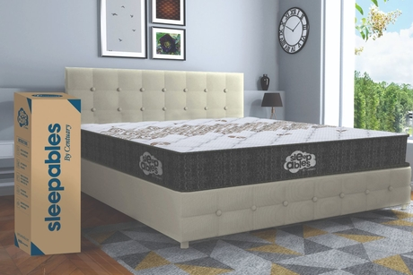 Century Mattresses launches India's first Pocketed Spring Rollpack Mattress