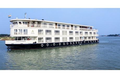 Hemant Mediratta launches a new river cruise brand, Antara Luxury River Cruises