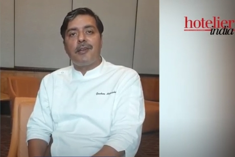 Champions of Sustainability - Chef Gautam Mehrishi, Renassiance Mumbai Convention Centre Hotel