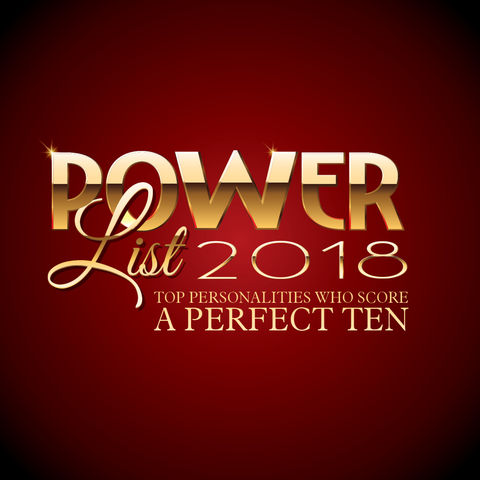 Power list 2018
