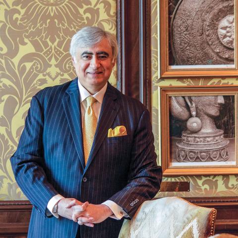 Power List 2019 - Rajiv Kaul