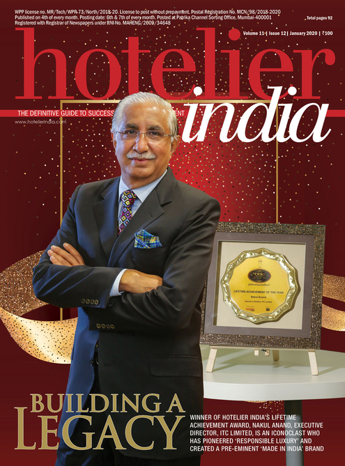 Hotelier India - January Edition