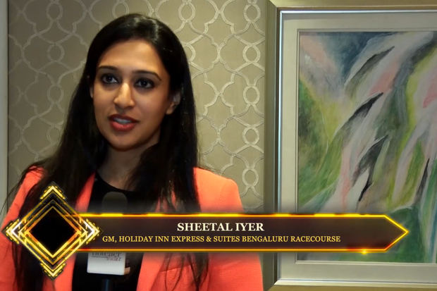 Hotelier India catches up with Sheetal Iyer, GM, Holiday Inn Express & Suites Bengaluru Racecourse