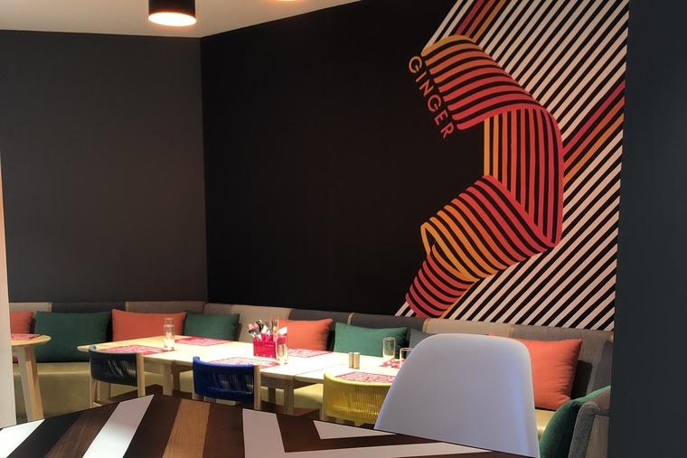 JOI-Design transforms Ginger Goa into lean luxury format