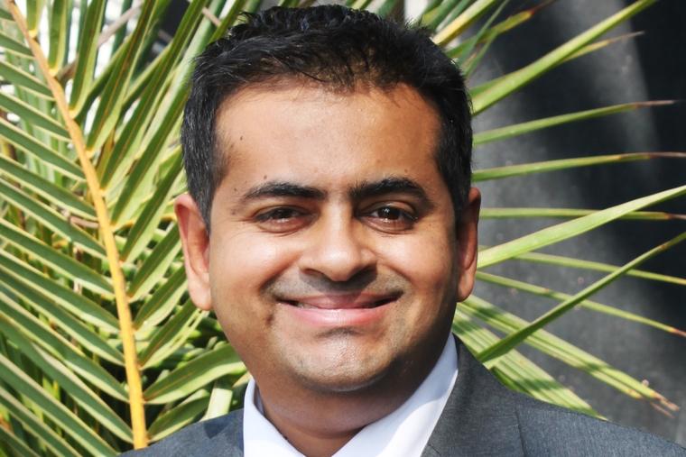 Hilton Chennai appoints Ruban Das as general manager