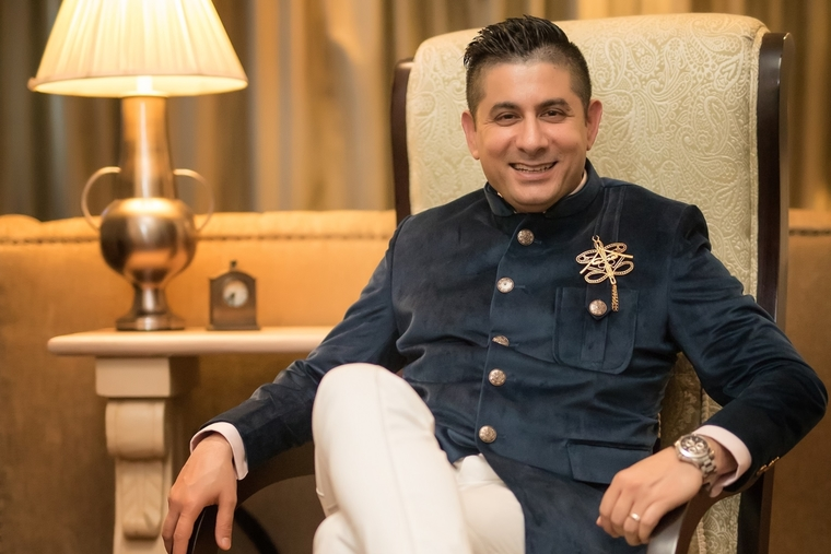 The Fairmont Jaipur appoints Rajiv Kapoor as their new general manager