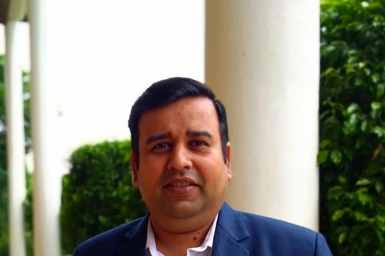 Pankaj Jha joins The Westin Pushkar Resort & Spa as rooms division manager