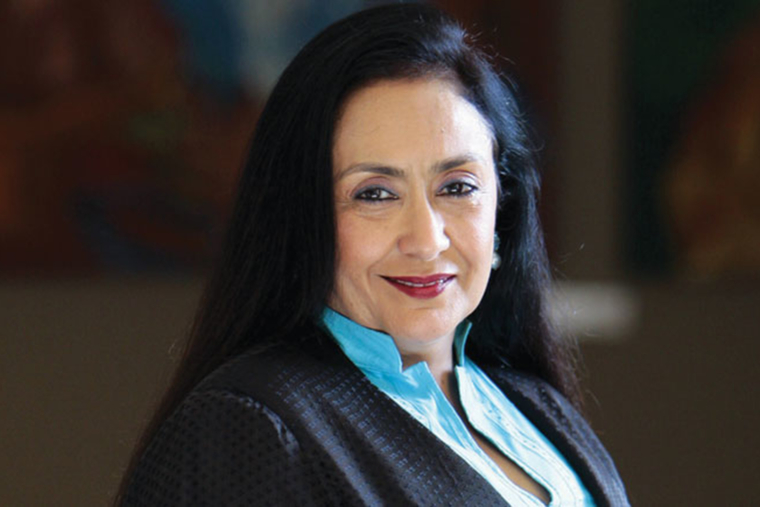 Art of leading from the front: An exclusive interview with Dr Jyotsna Suri, CMD, Bharat Hotels