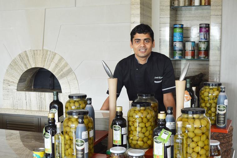Le Meridien Goa, Calangute appoints Chef Amit Kumar as executive chef