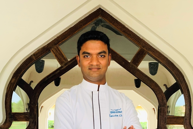 Evolve Back Kamalapura Palace, Hampi appoints Shankar S as head chef