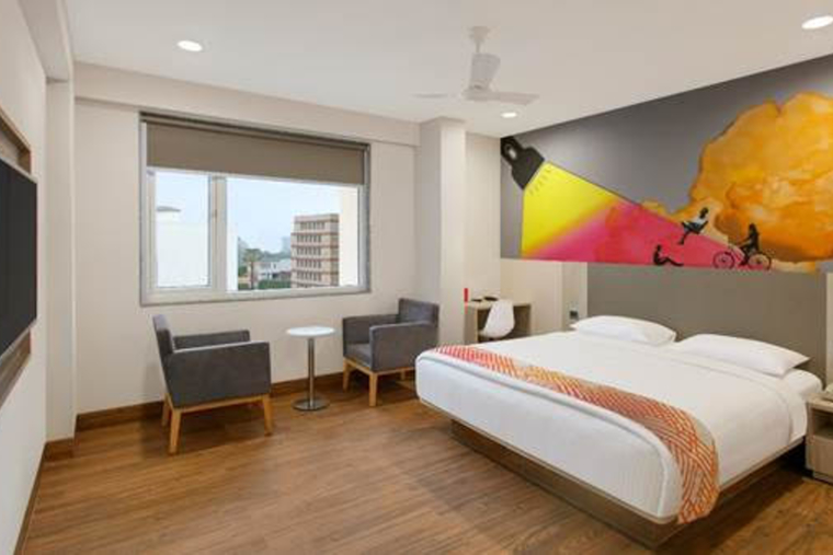 Ginger opens its first hotel in Patna, Bihar