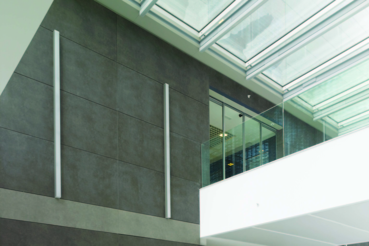 CMC introduces its latest porcelain Slab product – Antracite